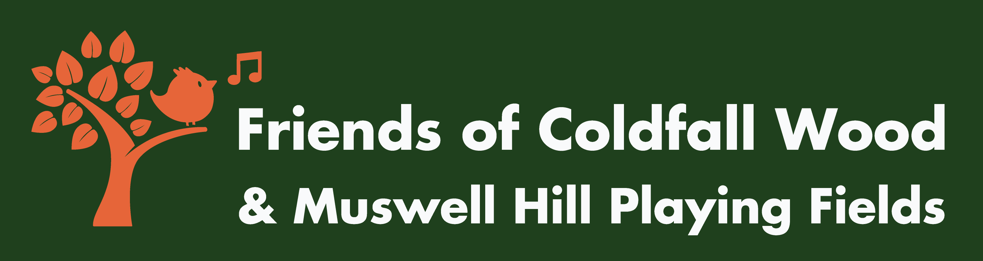 Friends of Coldfall Wood & Muswell Hill Playing Fields
